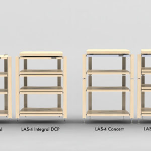Lateral Audio Stands DCP platforms
